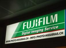 Caisson FujiFilm