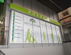 Pharmacie Metro-Flon – Lausanne
