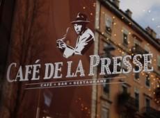 vitrine café de la presse