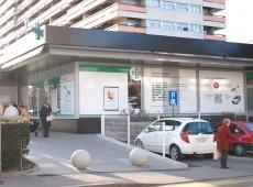 Vitrine Pharmacie Populaire Onex