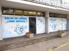 salon de lavge