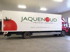 Véhicule Jaquenoud