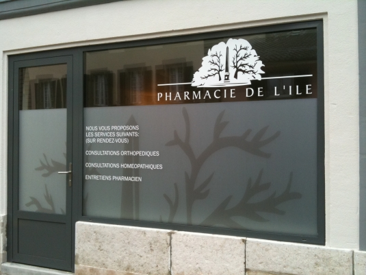 Pharmacie de l'Ile – Rolle