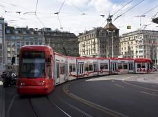 Tram TPG Ville et Champs