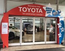 Emil Frey Vernets-Toyota