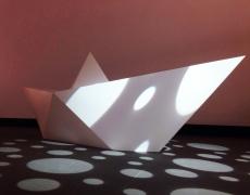 Origami géant – TEDxCERN